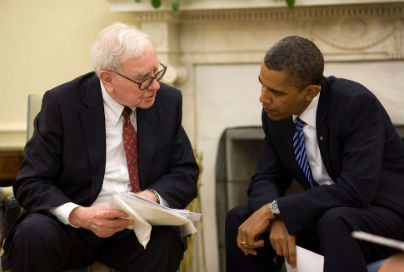 Warren Buffett Crowned King Of Hypocrisy