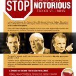 The Most Notorious Tax Villains