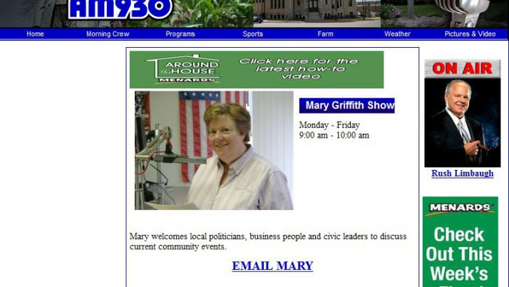 WTAD AM 930 | The Mary Griffith Show featuring TUA President Jim Tobin
