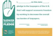 Taxpayer Protection Pledge