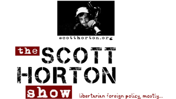 The Scott Horton Show interviews Jared Labell of Taxpayers United Of America