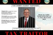 Seven of Eleven Republican Taxpayer Traitors Exposed by TUA Will Not Run Again