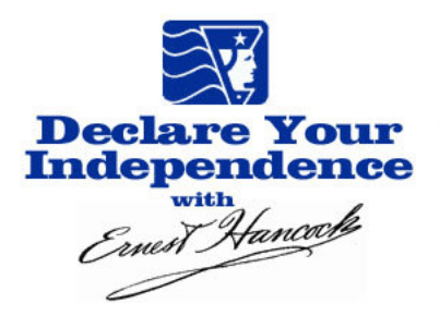 Declare Your Independence|Elections, taxes, the Federal Reserve, and other liberty issues
