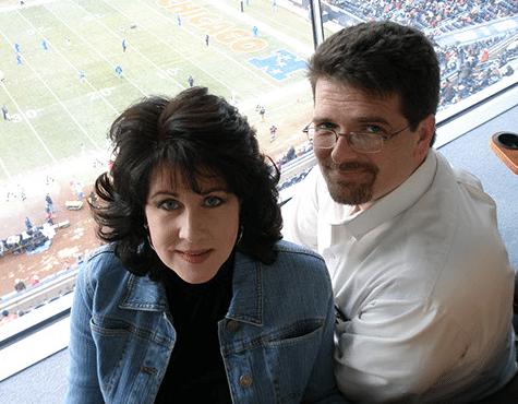 Karen and Joe Tirio