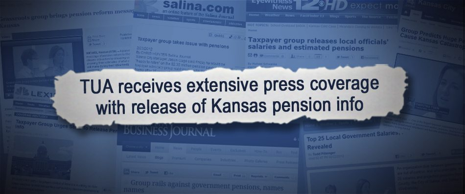 Peek-A-Boo, Kansas Gov't Pensions-We See You!