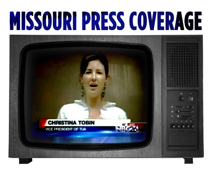 Missouri Pensions Receive Extensive Press Coverage