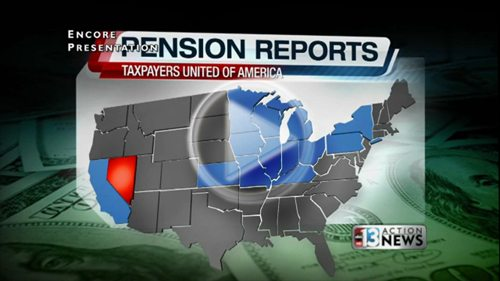 Nevada Government Pension Estimates Produce Excellent Press Coverage for TUA