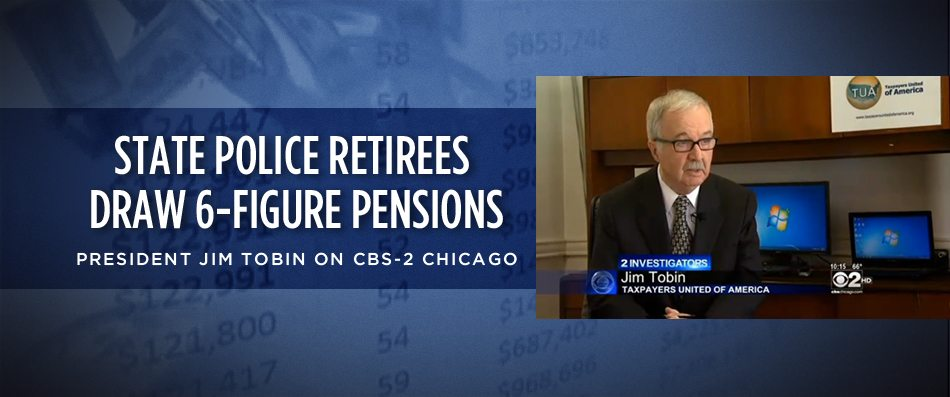 CBS 2 Chicago | 2 Investigators: State Police Retirees Draw Six-Figure Pensions