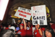 CTU Members Agitate for More Tax Increases