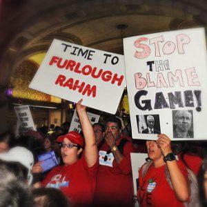 CTU Members Agitate for More Tax Increases