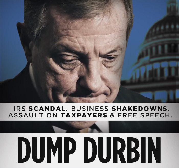 It's Time Illinois: Dump Durbin
