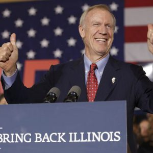 Crisis and Optimism in Rauner's Second State of the State Address