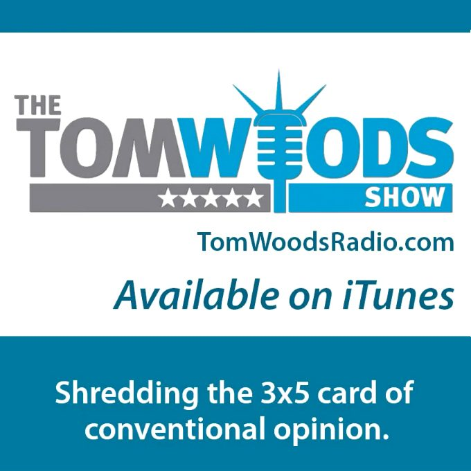 The Tom Woods Show | This Guy Led Tax Strikes, and Stopped 400 Tax Hikes