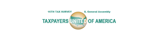 TUA Releases Tax Survey of 98th Illinois General Assembly