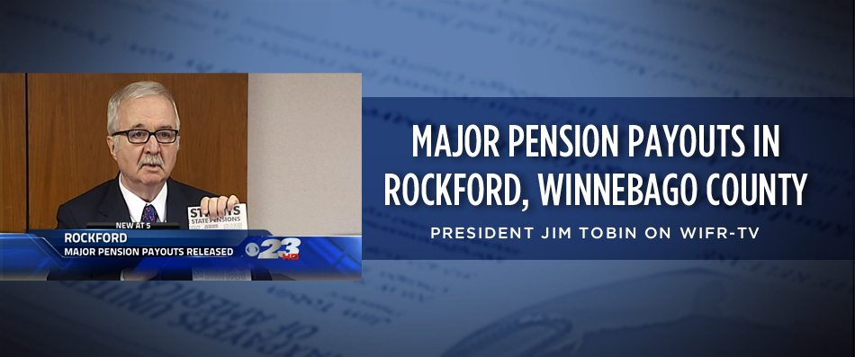 WIFR TV | Survey Shows Local Retiree Pension Numbers